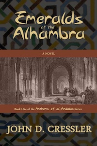 Emeralds of the Alhambra by John Cressler