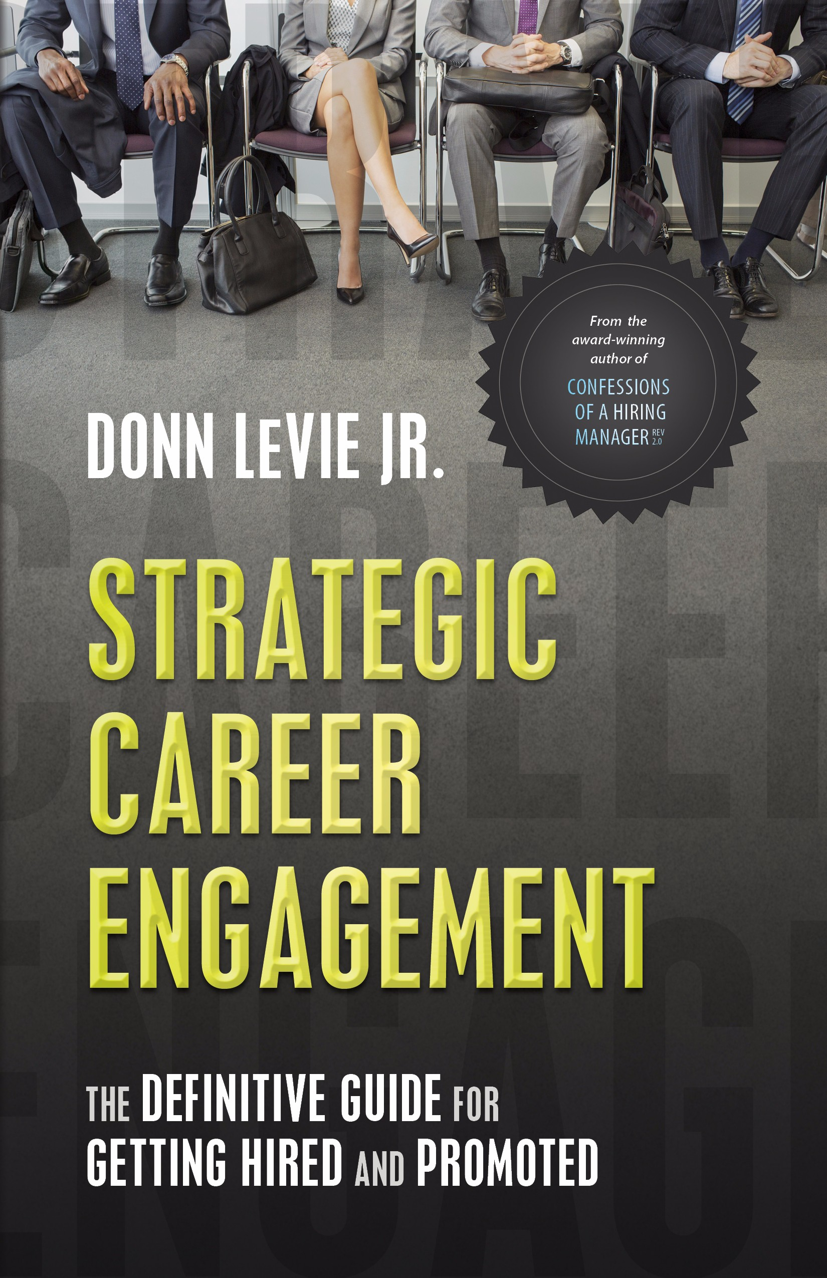 Career Engagement front cover
