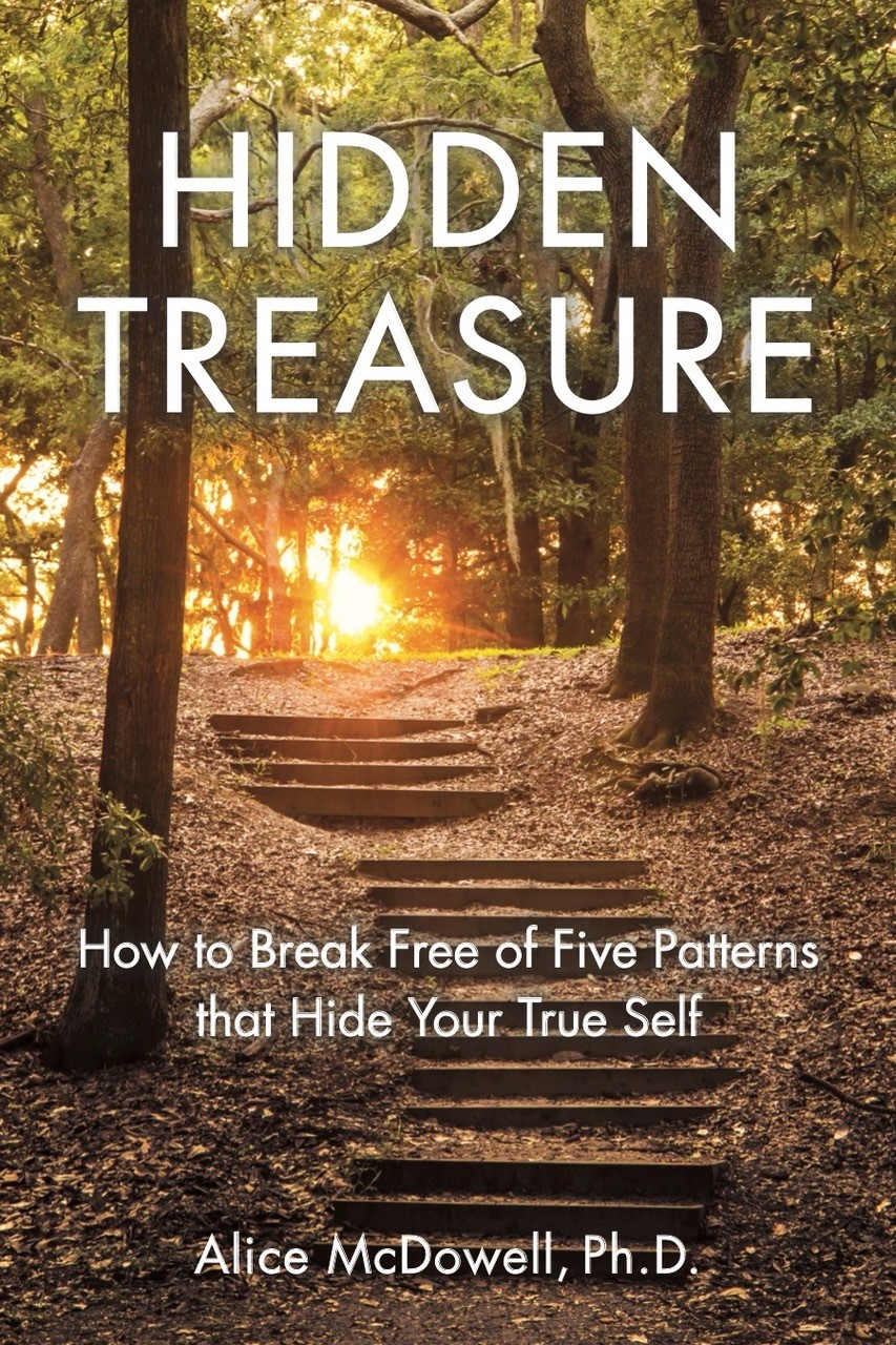Hidden Treasure front cover