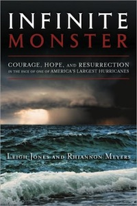 Infinite Monster by Leigh Jones and Rhiannon Meyers