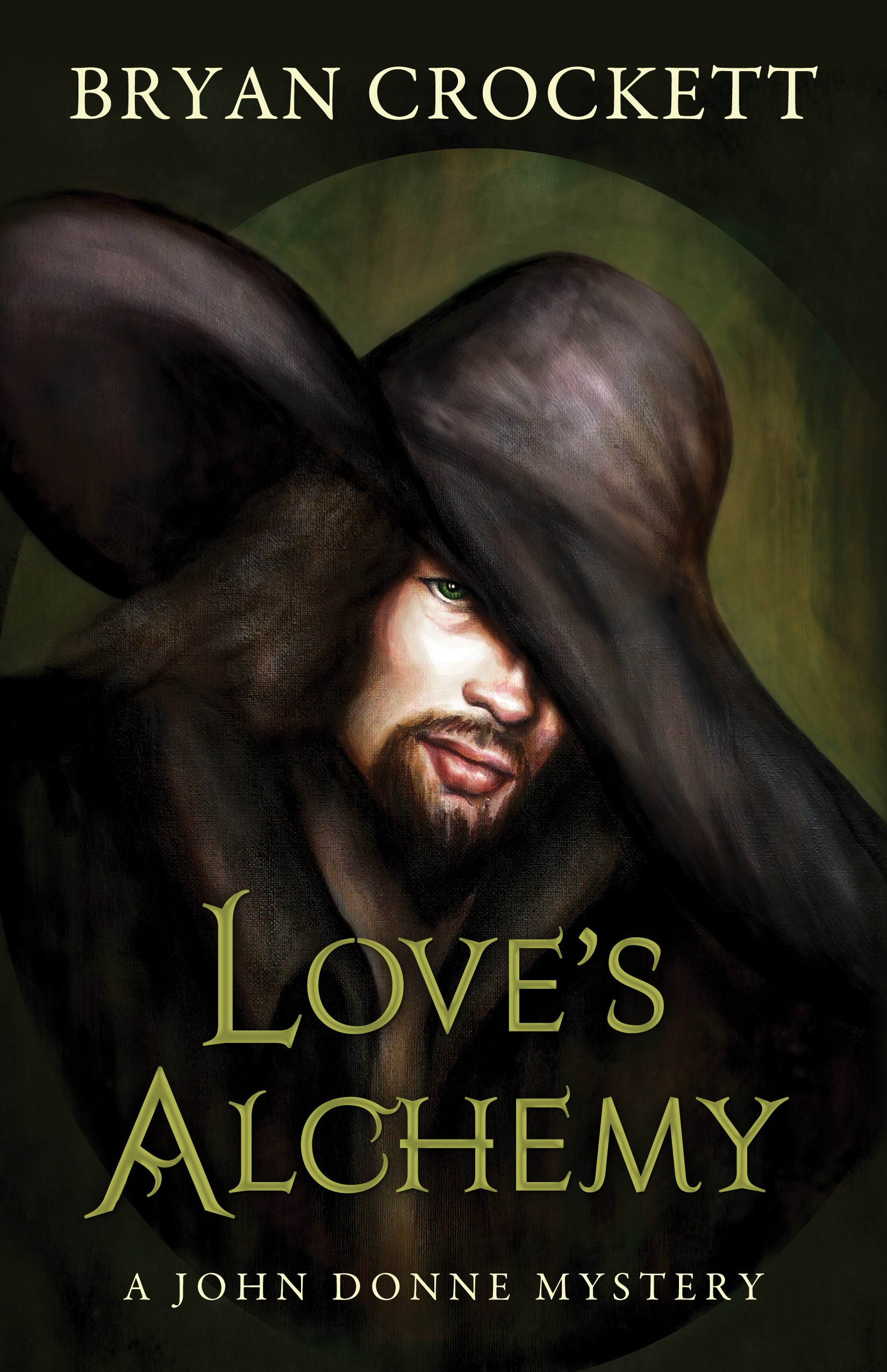 Love's Alchemy front cover
