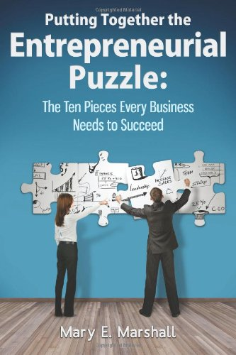 Puzzle front cover flat