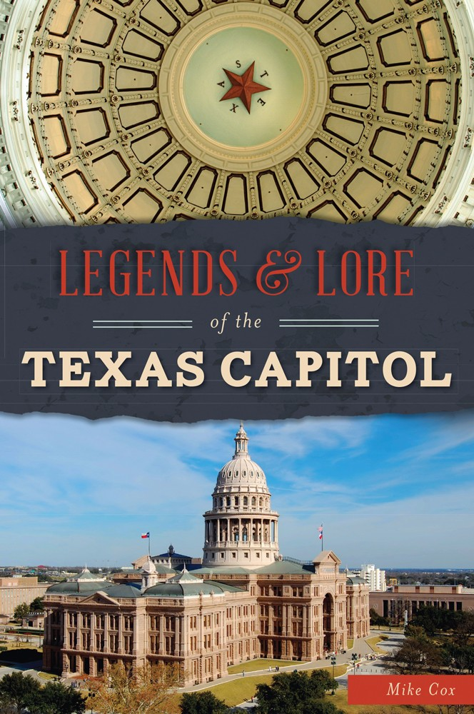 TX Capitol front cover