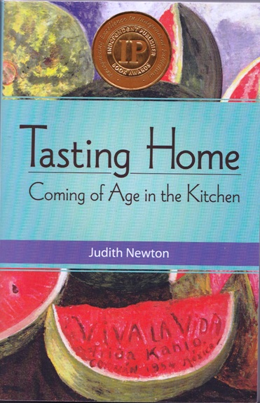 Tasting Home cover  w decal