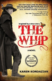 The Whip by Karen Kondazian