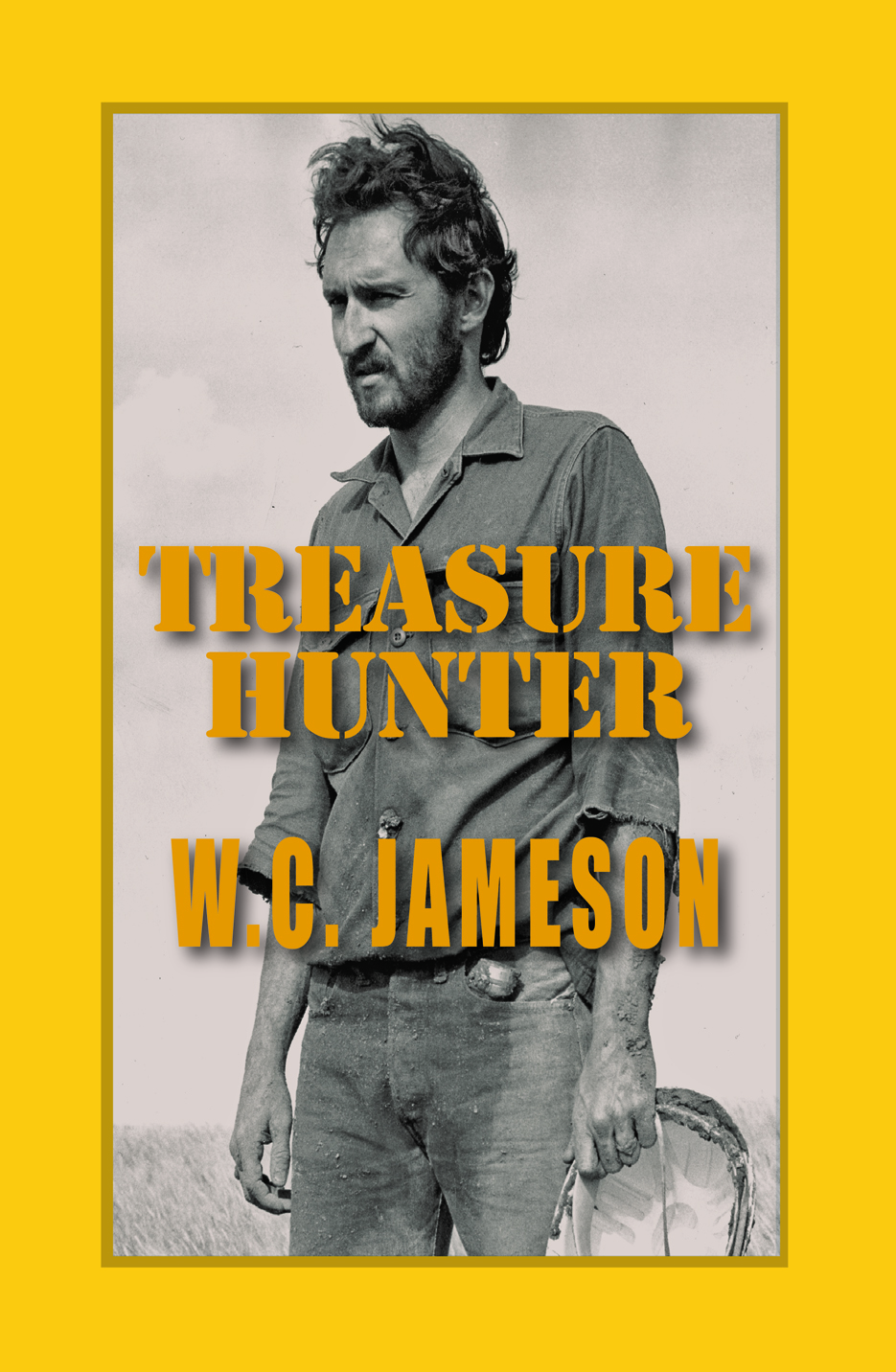 Treasure Hunter by WC Jameson