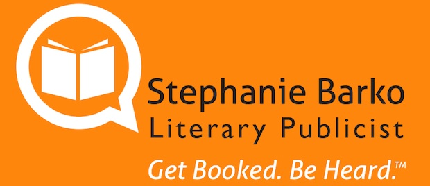 Stephanie Barko, Literary Publicist