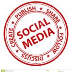 book platform element - social media
